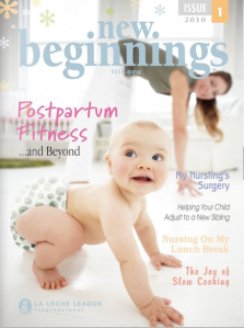 New Beginnings 2010 Issue 1