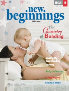 New Beginnings Cover Issue 2 2010